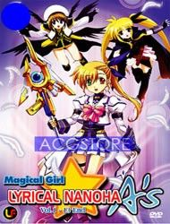 Magical Girl Lyrical Nanoha As