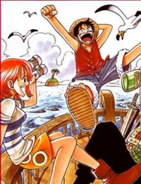 One Piece - Digital Colored Comics
